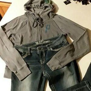 VS PINK Sweatshirt & jeans